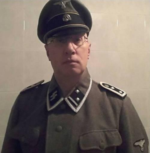 Piacentini a processo: il comandante dei vigili posò con divisa da Ss