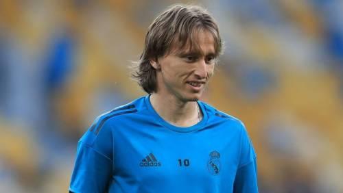 Pallone d'oro, spunta la foto della lista: vince Modric