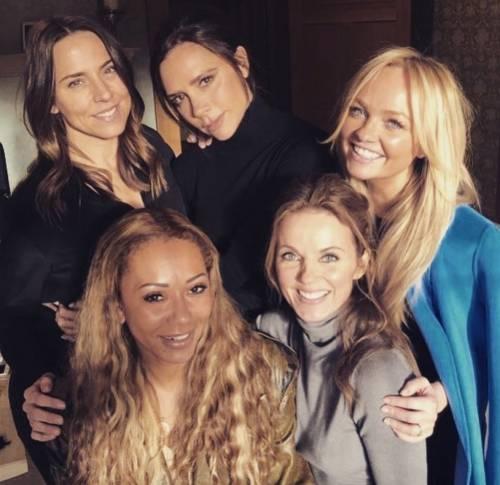 Spice Girls, le foto della band degli anni '90 3