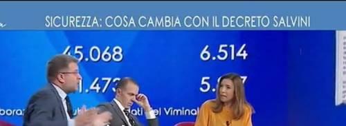 """Cosa fate coi soldi di Soros?"". Carlo Fidanza ""smaschera"" Carlotta Sami"