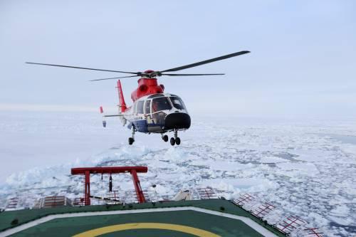 La Cina continua a espandersi: ecco la nuova base tra i ghiacci
