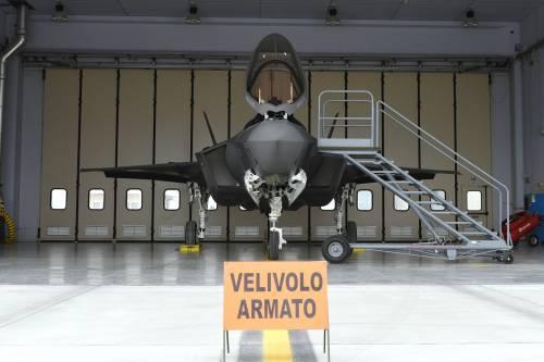 F-35, l'Italia rallenterà le acquisizioni