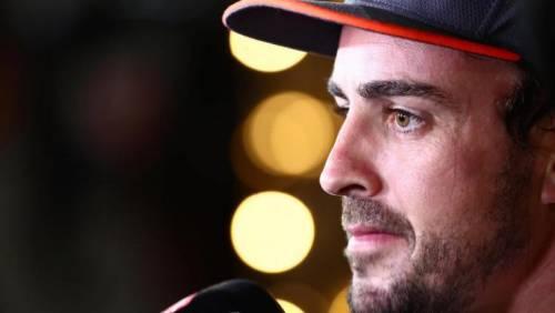 Alonso e McLaren alla 500. Miglia di Indianapolis 2019
