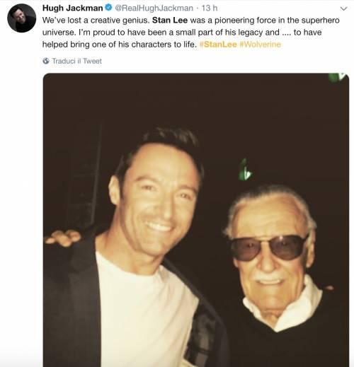 I vip salutano Stan Lee, foto 5