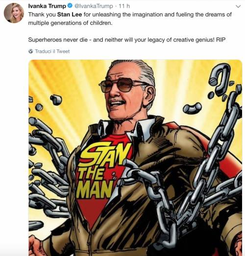 I vip salutano Stan Lee, foto 12