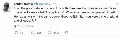 I vip salutano Stan Lee, foto 13