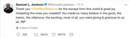 I vip salutano Stan Lee, foto 16