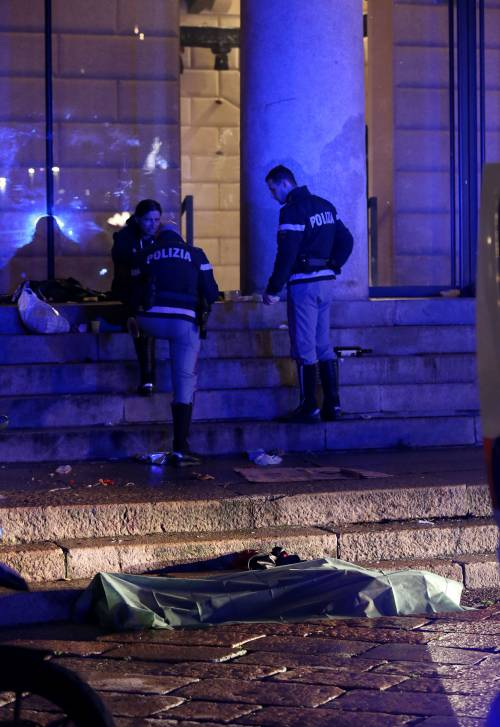 Lite fra due senzatetto Ucciso  un 41enne