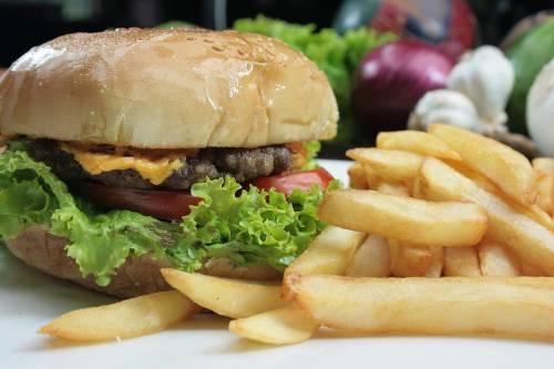 Gli hamburger inquinano come 12milioni di auto
