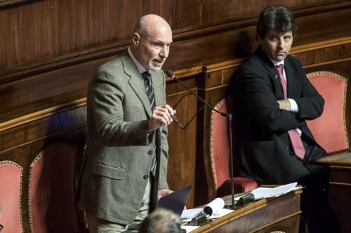 """Il dissidente De Falco attacca: """"Il governo non ha rispettato Costituzione e Parlamento"""""""
