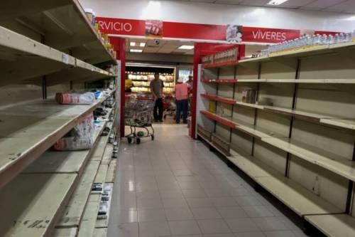 Venezuela, la mancanza di cibo triplica i livelli di malnutrizione