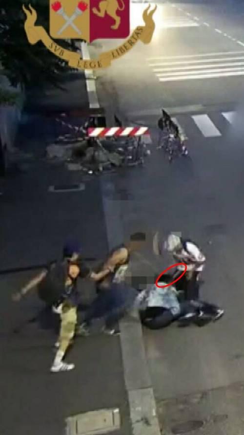 Aggressione a Milano 2