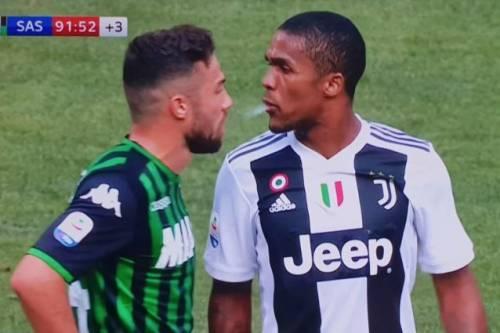 """Douglas Costa: """"Sputo a Di Francesco? Non ero in me"""""""