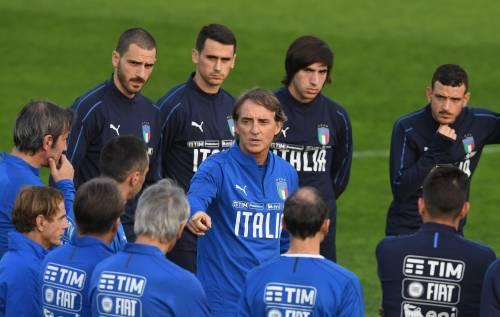 Euro 2020, l'Italia pesca bene. Gruppo J con Bosnia, Finlandia, Grecia, Armenia e Liechtenstein