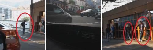 Le immagini di SkyTg24: così la Svizzera respinge i clandestini in Italia
