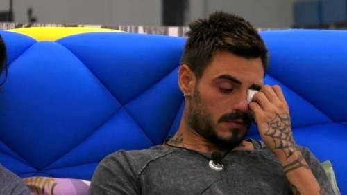 """Gf Vip, Francesco Monte ricorda Teresanna: """"Con lei ho ascoltato il mio cuore"""""""