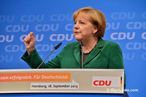 Il tramonto della Merkel: al via domani il congresso della Cdu