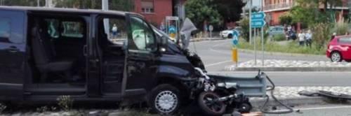 Val Susa, speronò moto dopo una lite in strada: chiesti 15 anni di carcere