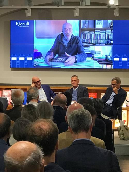 Le presentazioni del libro da Roma a Milano, fino a Trieste e Monfalcone  3
