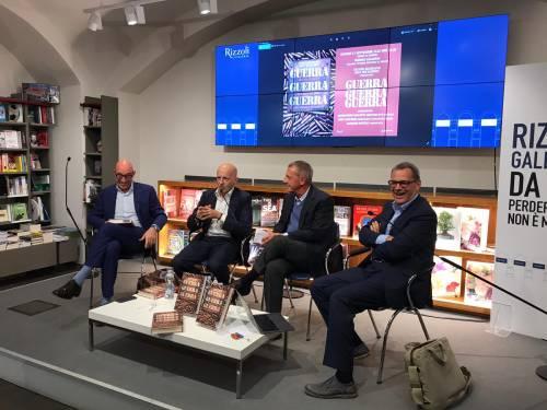 Le presentazioni del libro da Roma a Milano, fino a Trieste e Monfalcone  4