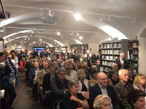 Le presentazioni del libro da Roma a Milano, fino a Trieste e Monfalcone  2