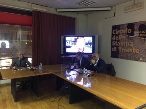 Le presentazioni del libro da Roma a Milano, fino a Trieste e Monfalcone  8