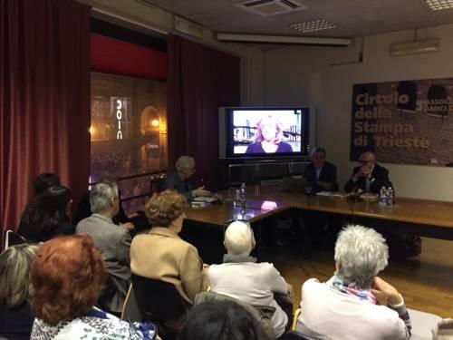 Le presentazioni del libro da Roma a Milano, fino a Trieste e Monfalcone  6
