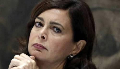 """Delmastro (Fdi) attacca la Boldrini: """"Dal Papa in ciabatte e in moschea con il velo"""""""