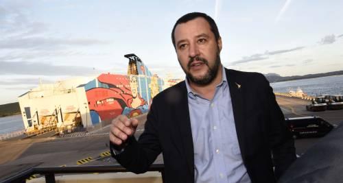 """""""Nessuno si attacca a decimali"""". Salvini apre al dialogo con l'Ue"""
