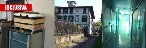 La polizia sgombera rom e migranti: la clinica può tornare agli anziani