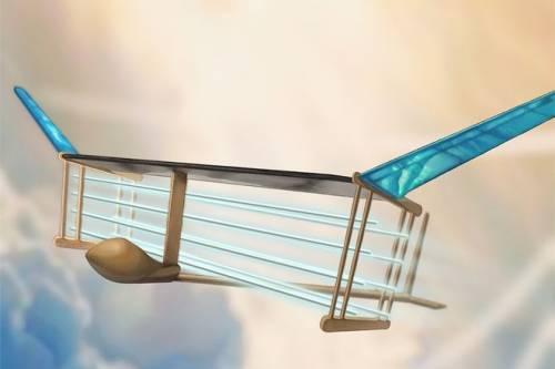 Nasce l'ion drive: permette all'aereo di volare grazie al vento ionico