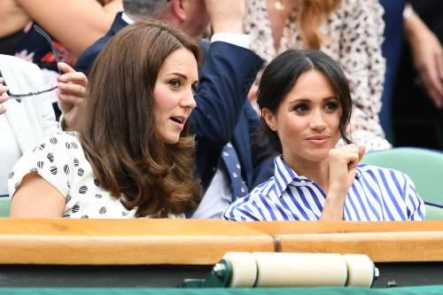 Meghan Markle, un anno nella Royal Family: foto 10