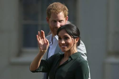 Meghan Markle, un anno nella Royal Family: foto 7