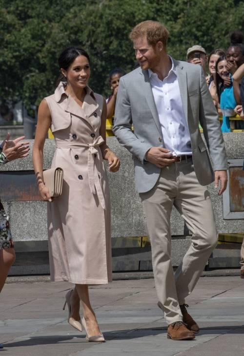 Meghan Markle, un anno nella Royal Family: foto 1