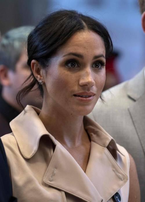 Meghan Markle, un anno nella Royal Family: foto 8