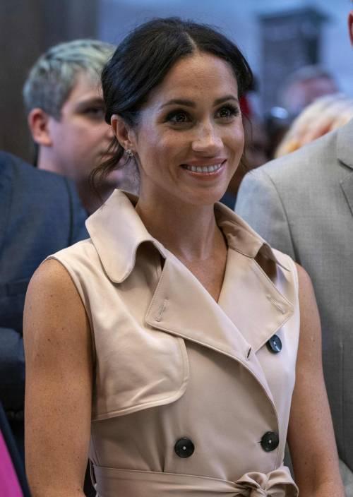 Meghan Markle, un anno nella Royal Family: foto 11