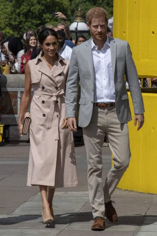 Meghan Markle, un anno nella Royal Family: foto 12