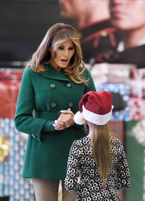 Melania Trump, le immagini più belle 11