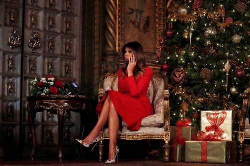 Melania Trump, le immagini più belle 6