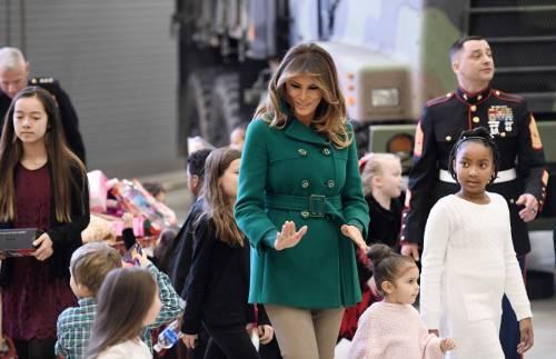 Melania Trump, le immagini più belle 8