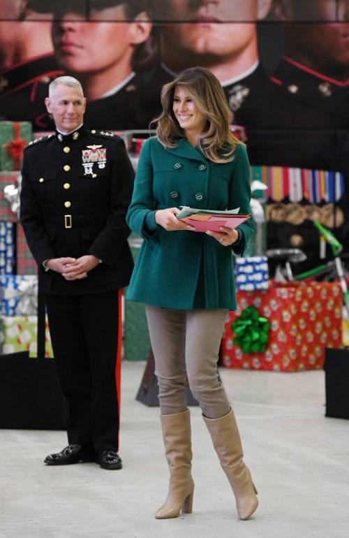 Melania Trump, le immagini più belle 10