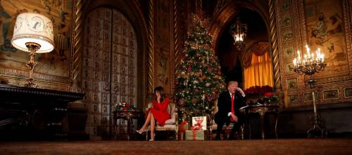 Melania Trump, le immagini più belle 9