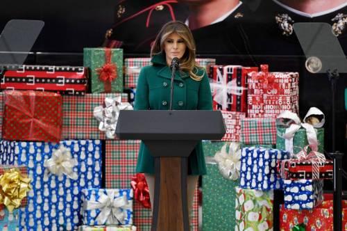 Melania Trump, le immagini più belle 2