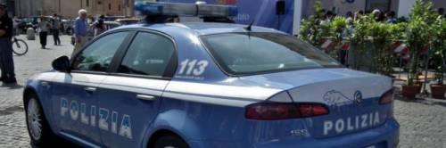 Auto rubata, slavo braccato a Roma dalla polizia