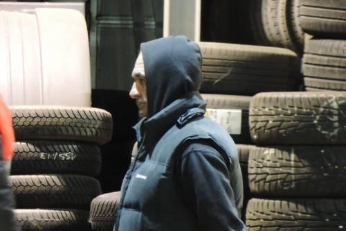 Il ladro freddato nel magazzino 10