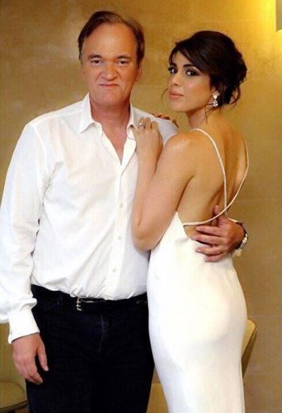 Quentin Tarantino ha detto sì: a 55 anni si sposa con Daniella Pick