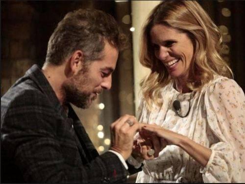 """Filippa Lagerback: """"Con Daniele Bossari siamo stati all'inferno insieme"""""""
