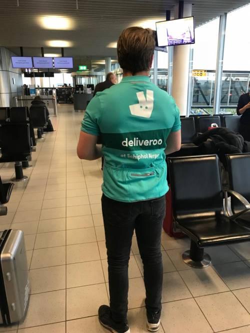 Autogrill all'aeroporto Amsterdam Schiphol 4