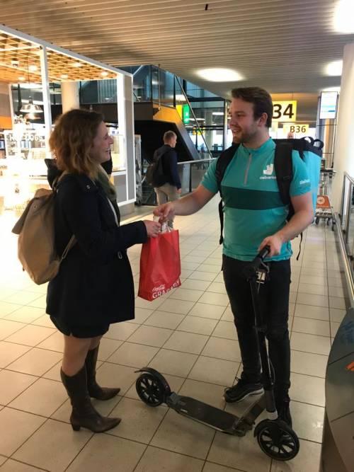 Autogrill all'aeroporto Amsterdam Schiphol 6