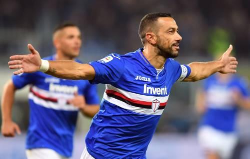 La Sampdoria serve il poker al Bologna: netto 4-1 al Marassi